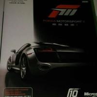 Kaset xbox 360 Forza Motorsport 3 Original Microsoft