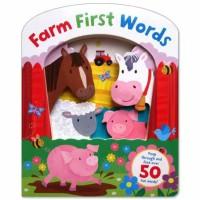 Harga buku anak import farm first | antitipu.com