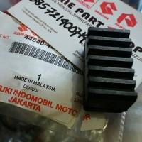Sepasang karet tangki samping suzuki fxr 150