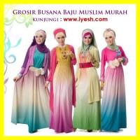 Iklan Toko Online Grosir Busana Baju Muslim Maxi Gamis Dress Terbaru
