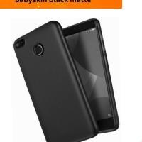 Soft Case Xiaomi Redmi 4x / 4x Prime Baby Skin Black Mate