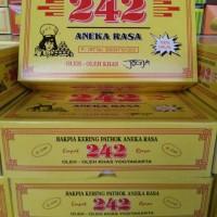 Jual Bakpia pathok 242 aneka rasa,keju,coklat,durian,strawberry Murah
