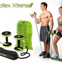 Alat Olahraga Fitnes Rumah Bagus & Murah Revoflex Xtreme BONUS Tas