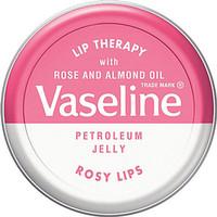 [ ROSE PINK] Vaseline Lip Therapy ROSY Lips (Pocket Size 20gr)