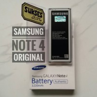 battery batre baterai samsung galaxy note 4 original 100%