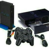 SONY PS2/ PS 2 FAT SR3/5 MULTIFUNGSI+N. A HDD 160GB(INTERNAL)FULL GAME
