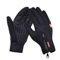 Sarung Tangan Motor Resleting Windstopper Motorcycle Gloves Zipper