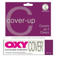OXY Cover 25 gr Acne Pimple Medication