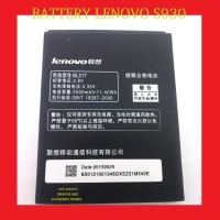 Grs Ganti Baru 3000mah Battery Batre Baterai Lenovo S930 BL217 902594
