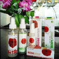 Paket Rose Treatment: 1 BRW, 1 BRS, dan 1 BBS