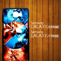 Custom Casing Samsung Galaxy J5 Prime|J7 Prime Mega Blaziken VS Mega