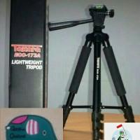 TRIPOD PREMIUM TAKARA ECO 173A GRATIS HOLDER HP+POUCH