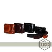 Nikon J5 Leather Case