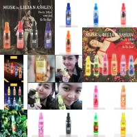 Jual Parfum Original Musk By Lilian Ashley Body Mist 100ml 72pcs Murah