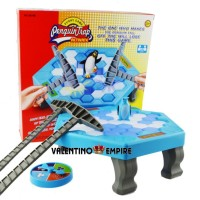 High Quality Penguin Trap Game Interactive Toy Ice Breaking Table