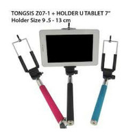 Jual limited TONGSIS + Holder U for Tablet 7 Inchi Murah