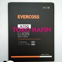 Batrai Baterai Battery Batre Evercos Original A75G A 75G Winer Y2 Y 2