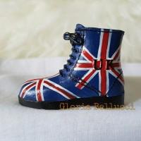 Magnet Kulkas Sepatu London / Big Ben Bus Inggris