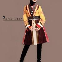 Tuneeca Amending Hai Anatolia The Kahraman Style T-0316045 - TUNIK ORI