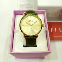 Elle spirit by Elle ES20103S03X jam tangan wanita Elle original watch
