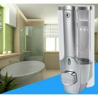 Jual Dispenser sabun cair single with keylock-tempat sabun cair Murah