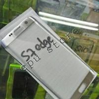 KACA LCD/KACA TOUSCREN DIGITIZER ORI SAMSUNG GALAXY S7 EDGE SILVER