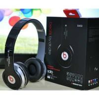Headset Musik Bluetooth Stereo Beats S450 with MMC Slot + FM Radio