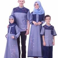 Baju Anak Muslim, Gamis Katun, Gamis Nibras NSAP 31 Umur 3, 5 Tahun