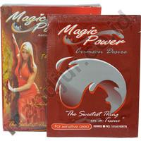 Tissue / Tisu Magic Crimson Desire 1 kotak isi 6