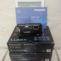 Panasonic LUMIX DMC-FT20 WATERPROOF