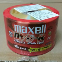 DVD R MAXELL 16x ROLL 50+ 5pcs