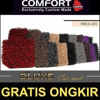 Karpet comfort Deluxe HEELPAD mobil Honda Jass All Original
