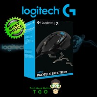 Jual Logitech Gaming Mouse G502 Proteus Spectrum Murah