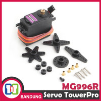 [CNC] TOWERPRO MOTOR SERVO MG996R MG996 METAL GEAR UPGRADE MG995