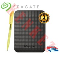 "Maxtor M3 Harddisk Eksternal 2TB 2.5"" USB3.0 by Seagate + Pen"