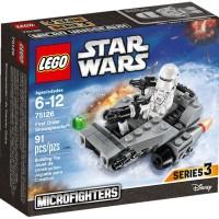 Jual LEGO 75126 - Star Wars - First Order Snowspeeder NEW PRODUCT Murah