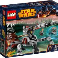 Jual NEW LEGO 75045 - Star Wars - Republic AV-7 Anti-Vehicle Cannon Murah