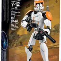 Jual NEW LEGO 75108 - Star Wars - Clone Commander Cody Murah