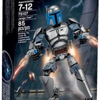 Jual NEW LEGO 75107 - Star Wars - Jango Fett Murah