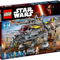 Jual TERBARU LEGO 75157 - Star Wars - Captain Rex's AT-TE Murah