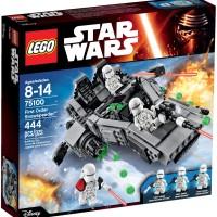 Jual NEW LEGO 75100 - Star Wars - First Order Snowspeeder Murah