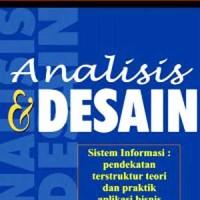 Buku Analisis Dan Desain Sistem Informasi - buku komputer - Jogiyanto