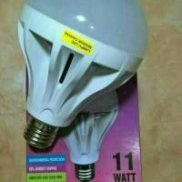 Jual Lampu otomatis led 11W sensor cahaya siang malam Super Terang Murah