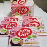Jual Japanese Kit Kat Sakura Matcha Murah