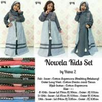nowela kids / pakaian wanita / fashion wanita / dress