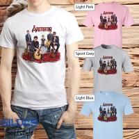 Baju Kaos Band ARMADA Gildan Distro Grosir Merchandise Hits 03