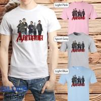 Baju Kaos Band ARMADA Gildan Distro Grosir Merchandise Hits 05
