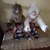 Jual Wayang Golek Hanoman Super Murah