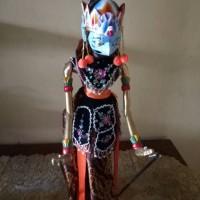 Jual Wayang Golek Gatot Gaca Super Murah