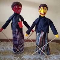 Jual Wayang Golek Si Cepot Dan Dewala Murah